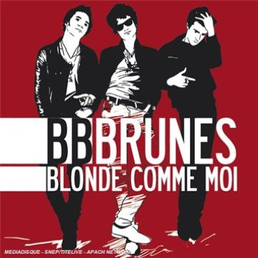 Blonde comme moi + dvd