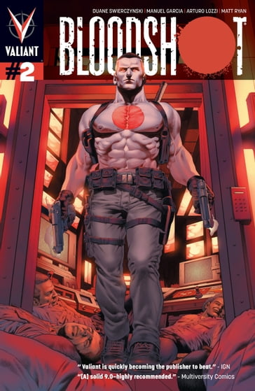 Bloodshot (2012) Issue 2