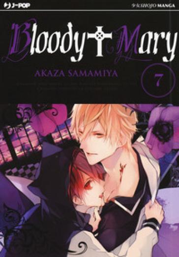 Bloody Mary. 7. - Akaza Samamiya |