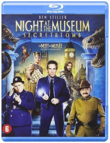Blry Night At The Museum 3:.. (Blu-Ray)(prodotto di importazione)