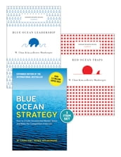 Blue Ocean Strategy with Harvard Business Review Classic Articles