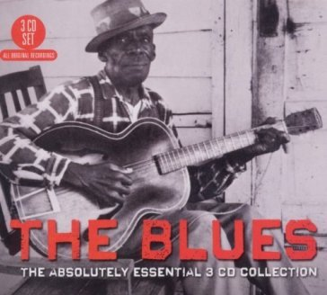 Blues-the absolutely ess
