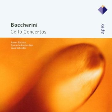 Boccherini : cello concertos
