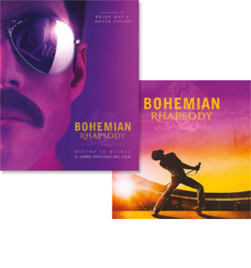 Bohemian Rhapsody. Libro + CD - Owen Williams | Rochesterscifianimecon.com