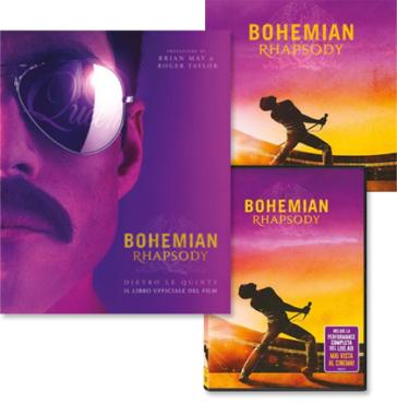 Bohemian Rhapsody. Libro + CD + DVD - Owen Williams | Rochesterscifianimecon.com