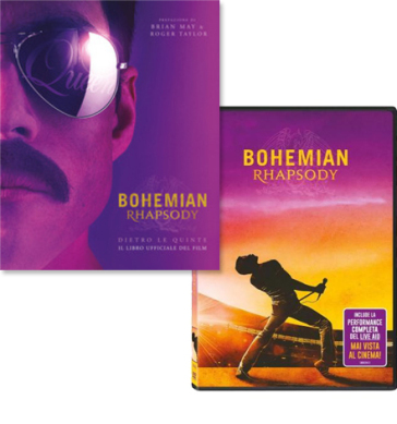 Bohemian Rhapsody. Libro + DVD - Owen Williams | Rochesterscifianimecon.com