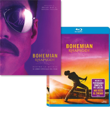 Bohemian Rhapsody. Libro + Blu-Ray - Owen Williams | Rochesterscifianimecon.com