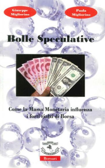 Bolle speculative. Come la massa monetaria influenza i forti rialzi di Borsa - Giuseppe Migliorino   Thecosgala.com