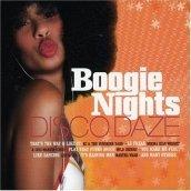 Boogie nights - disco daze - live
