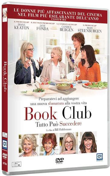 Book club - Tutto puo' succedere (DVD)