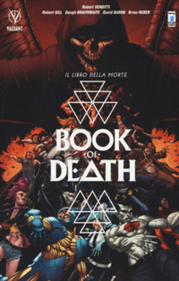 Book of death - Robert Venditti | Rochesterscifianimecon.com