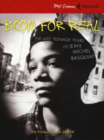 Boom for real. DVD. Con Libro - Sara Driver |