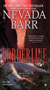 Borderline (Anna Pigeon Mysteries, Book 15)