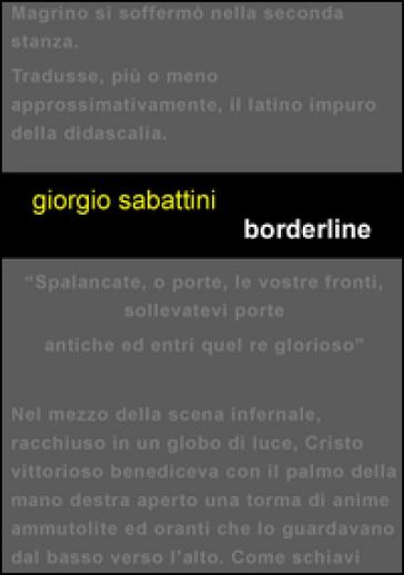Borderline - Giorgio Sabattini | Rochesterscifianimecon.com