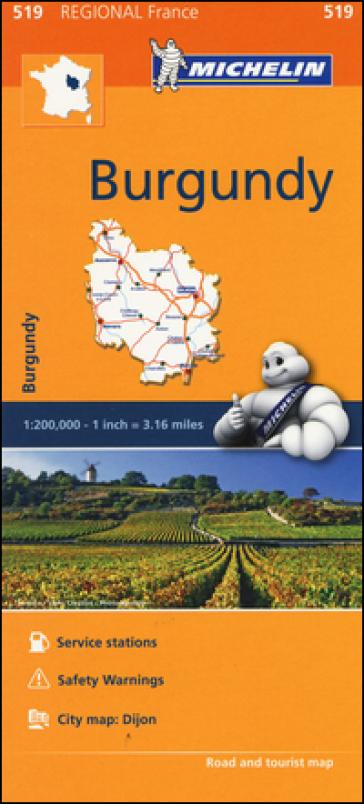 Borgogna 1:200.000