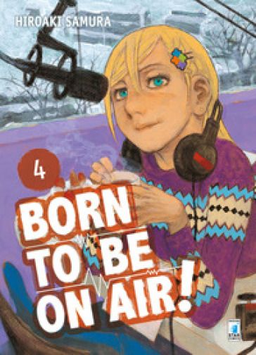 Born to be on air!. 4.