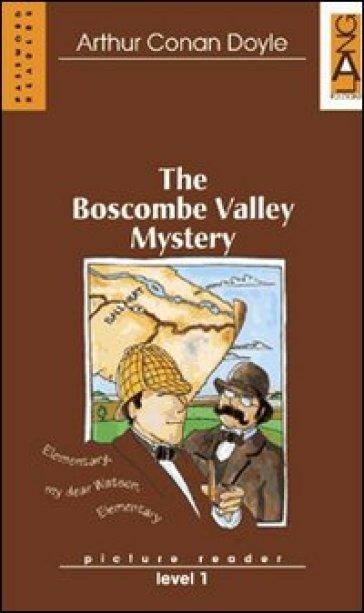 Boscombe valley mistery. Con audiocassetta - Arthur Conan Doyle  