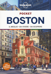 Boston. Con cartina. Con Carta geografica ripiegata