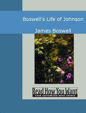Boswell s Life Of Johnson