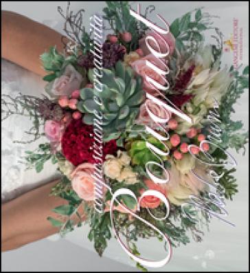 Bouquet. Composizioni e creatività - Flavia Bruni | Thecosgala.com