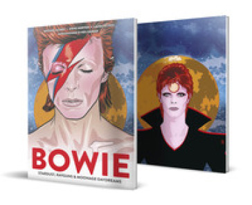 Bowie - Michael Allred |