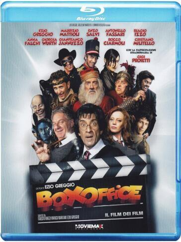 Box office (Blu-Ray)
