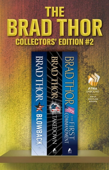 Brad Thor Collectors' Edition #2
