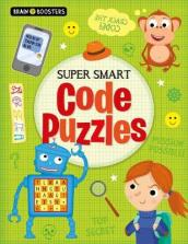 Brain Boosters: Super-Smart Code Puzzles