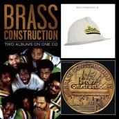 Brass construction iii & iv (2lps on 1cd