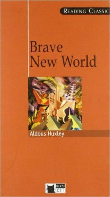 Brave new world. Con audiolibro. CD Audio - Aldous Huxley  