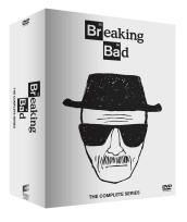 Breaking bad - La serie completa - Stagione 01-06 (21 DVD)(+gadget)