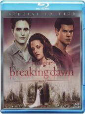 Breaking dawn - The Twilight saga - Part 1 (Blu-Ray)(special edition)