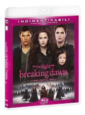 Breaking dawn - The Twilight saga - Parte 2 (Blu-Ray)(indimenticabili)