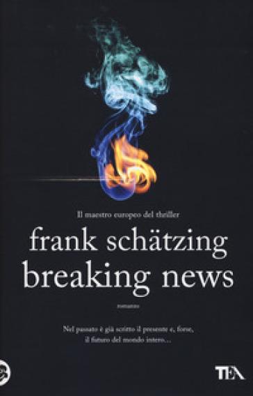 Breaking news - Frank Schatzing | Rochesterscifianimecon.com