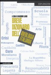Breve dizionario dell'ideologia italiana