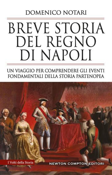 Breve storia del Regno di Napoli. Un viaggio per comprendere gli eventi fondamentali della storia partenopea - Domenico Notari |