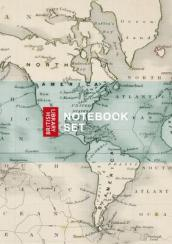 British Library Maps Notebook Set