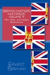 British Mystery Multipack Volume 9