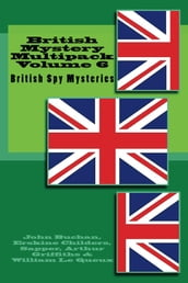 British Mystery Multipack Vol. 6