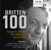 Britten 100 - the birthday collection