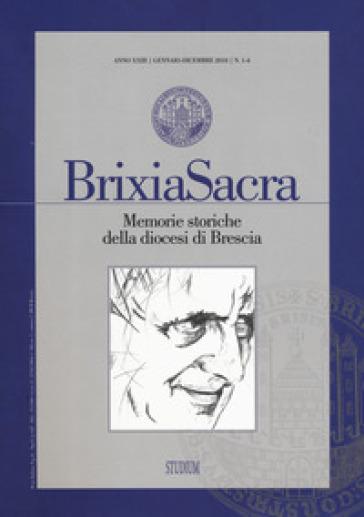 Brixia Sacra (2018). 1-4.