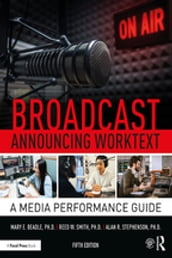 Broadcast Announcing Worktext