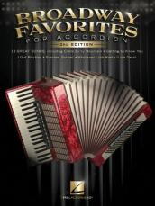 Broadway Favorites for Accordion