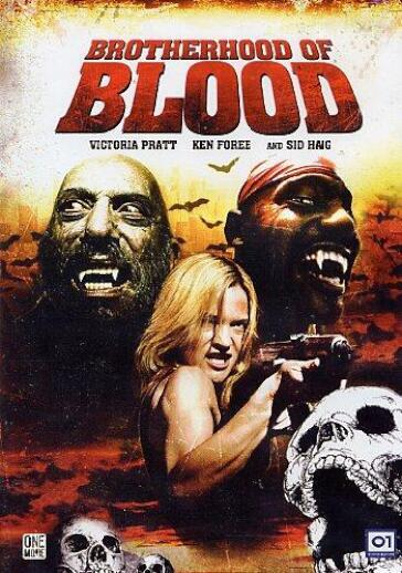 Brotherhood of blood (DVD)