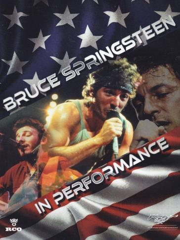 Bruce Springsteen - In performance (DVD)