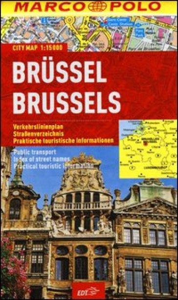 Bruxelles 1:15.000