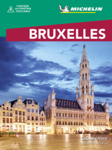 Bruxelles. Con cartina