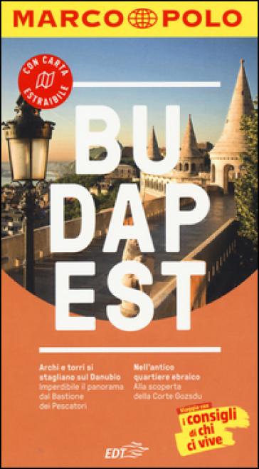 Budapest. Con atlante stradale - Marrhias Eickhoff  