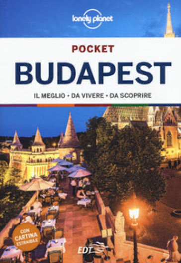 Budapest. Con cartina estraibile - Steve Fallon | Thecosgala.com