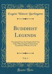 Buddhist Legends, Vol. 3